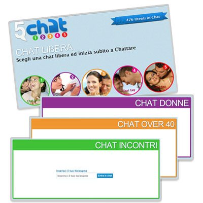 Free single incontri chat room