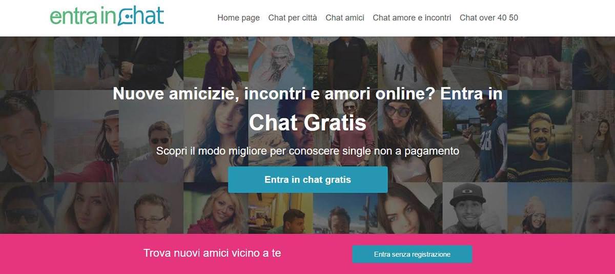 sesso trucchi chat amore gratis senza registrazione