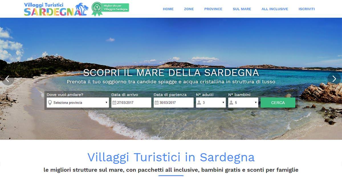 Villaggi turistici network sardegna puglia e salento for Villaggi all inclusive sardegna